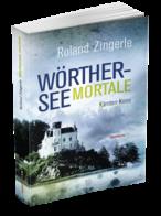 Wörthersee mortale ist ein Roman von Roland Zingerle. Heinz Sablatnig ermittelt auf der Fete blache am Wörthersee. Ein Wörthersee mortale ist auf Amazon und in jeder Buchhandlung erhältlich.