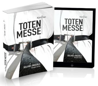 Kärntner Totenmesse ist ein Roman von Roland Zingerle. Der Detektiv Heinz Sablatnig ermittelt auf der Klagenfurter Messe. Kärntner Totenmesse ist auf Amazon und in jeder Buchhandlung erhältlich.
