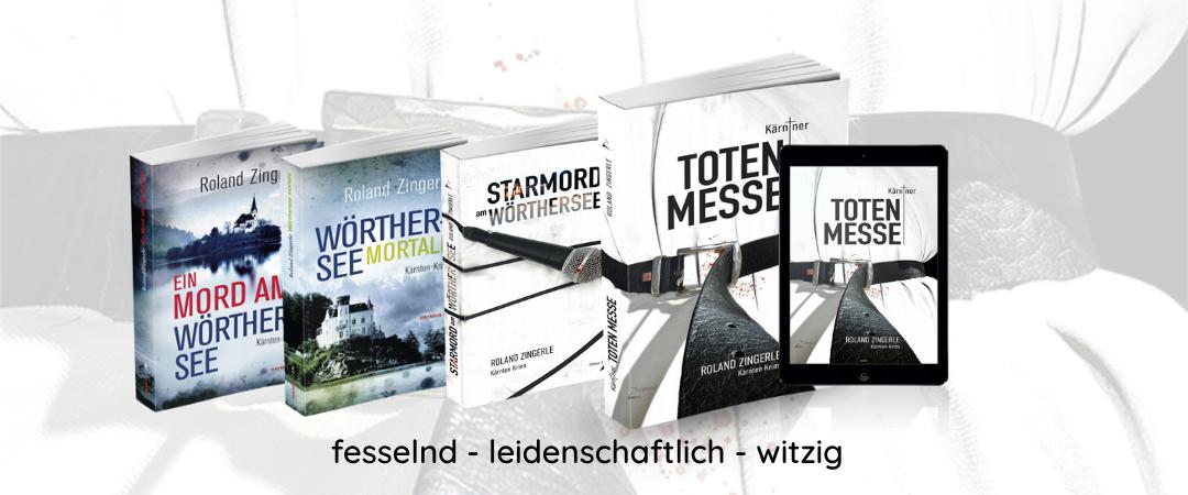 Die Kärnten Krimi-Serie verspricht heiße Krimiunterhaltung mit Urlaubsfeeling vom Wörthersee mit Privatermittler Heinz Sablatnig.